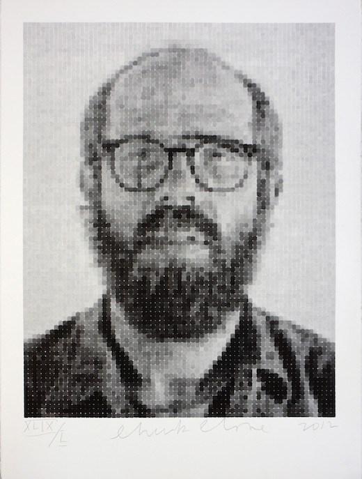 Self-Portrait, 2012