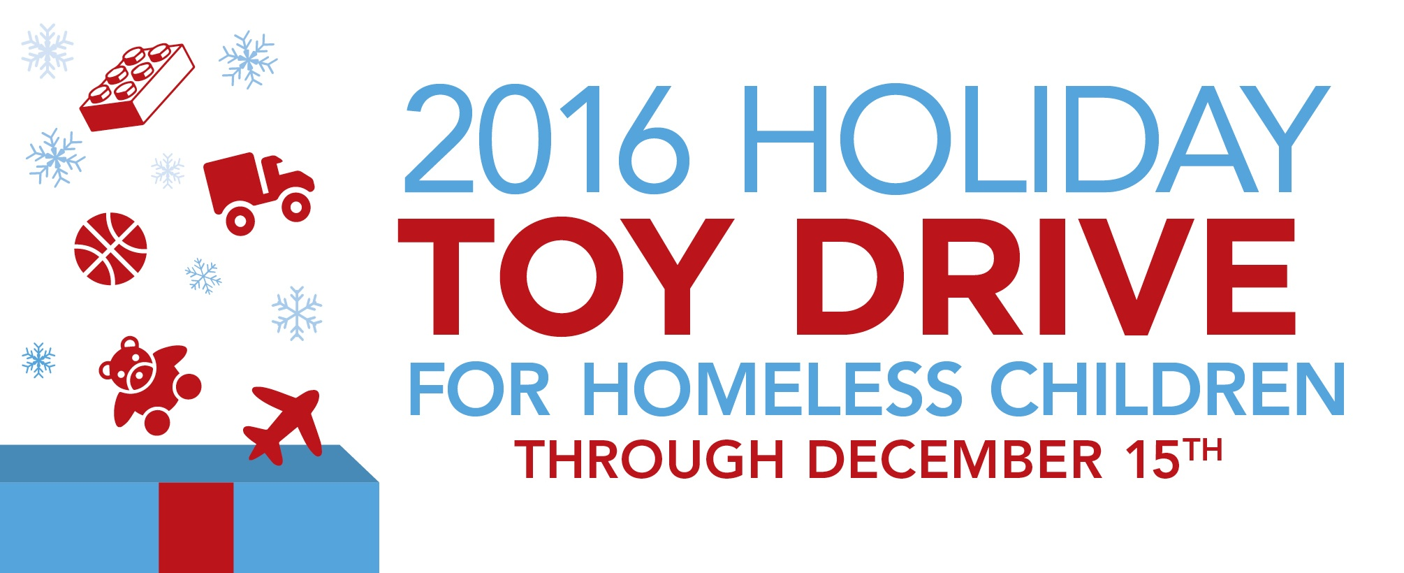 2016 Holiday Toy Drive