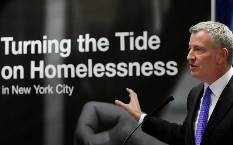 New York's Mayor Vowed to Help the Homeless. Why Is the Crisis Growing?