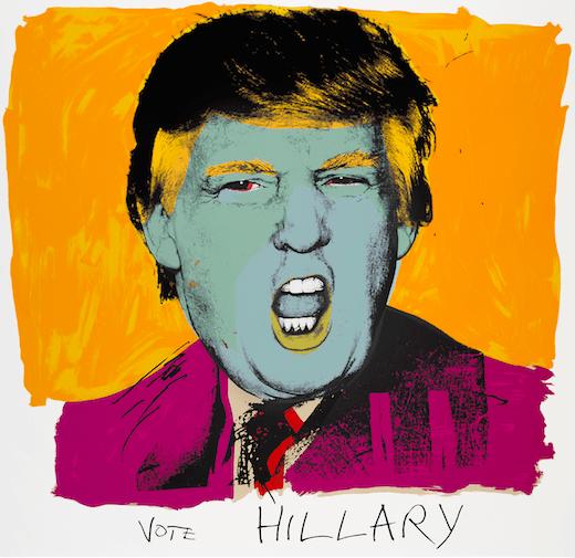Vote Hillary, 2016