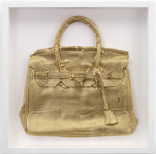 Homemade Hermes Birkin Bag (Gold), 2016