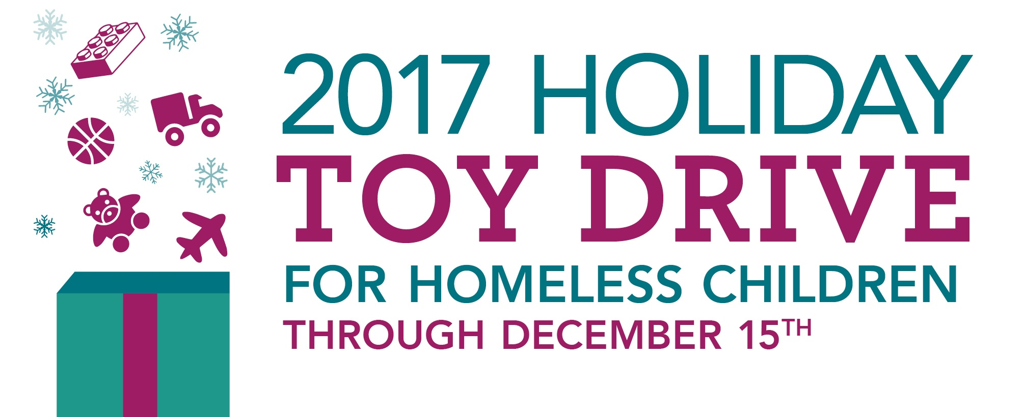 2017 Holiday Toy Drive