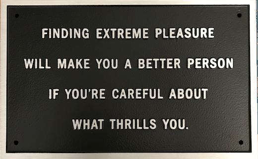 Survival: Finding Extreme Pleasure..., 1984