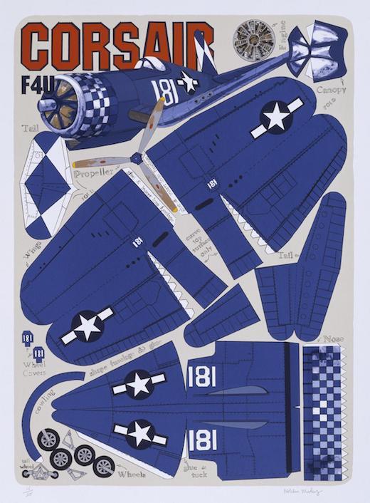 Corsair F4U, 2001