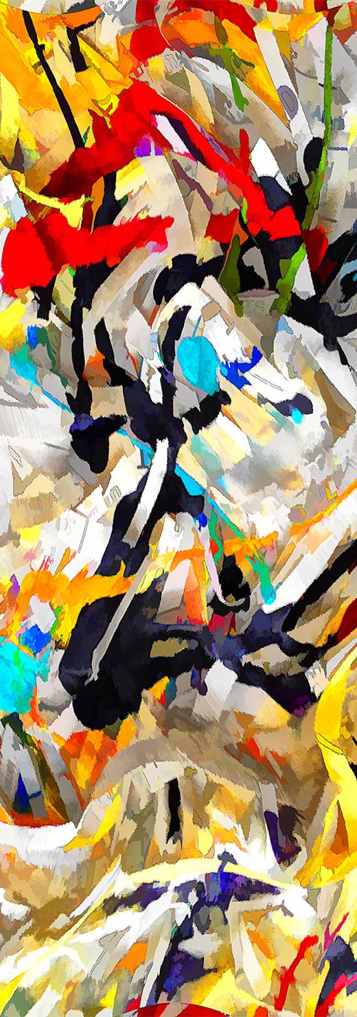 Digital Abstract, 2018