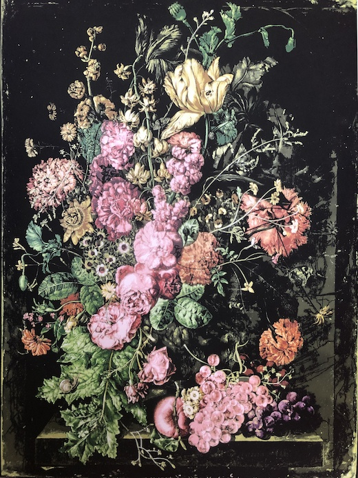 A Vase of Flowers, A Tribute to Margaretha Haverman, 2018